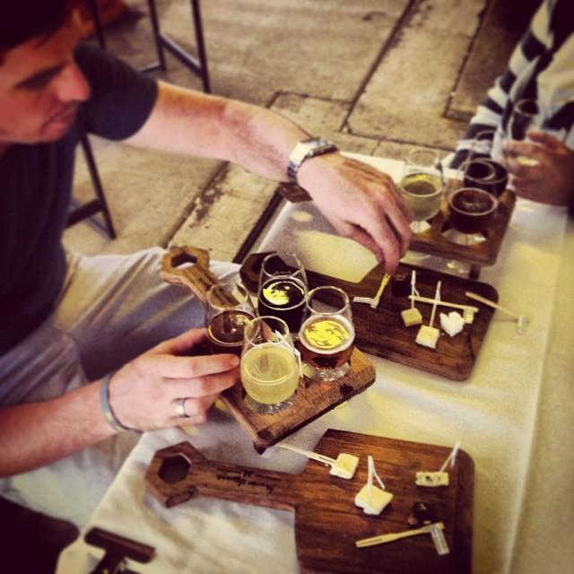 craft beer tasting Cunnamulla club boutique hotel