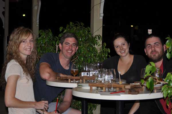restaurant and bar offers at club boutique hotel cunnamulla