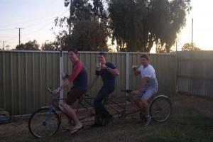cooper creek to cunnamulla bike ride 2018
