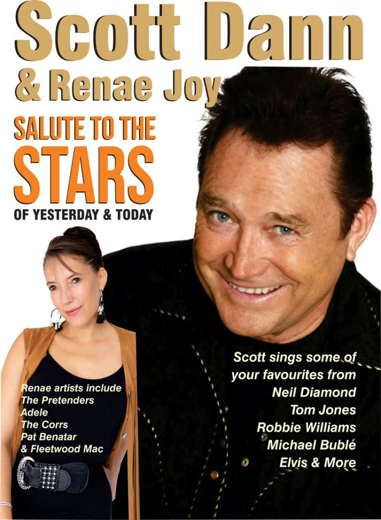 Salute to the stars of Yesterday Today at Club Boutique Hotel Cunnamulla