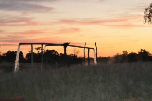Places to camp in outback queensland