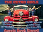 Aussie Rock Show The Retro Girls Saturday 25 July 2020