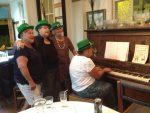 St Patricks Day Dinner & Show Fri 13 Mar 2020 7-10.30pm Club Boutique Hotel
