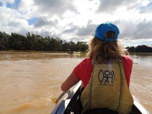 Cunnamulla Warrego River Kayaking Easter