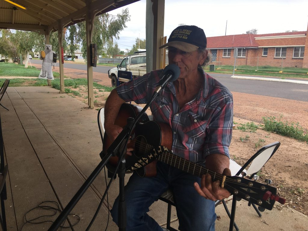 Tom King Cunnamulla